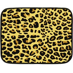 Jaguar Fur Fleece Blanket (Mini)