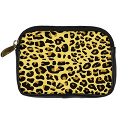Jaguar Fur Digital Camera Cases