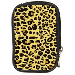 Jaguar Fur Compact Camera Cases