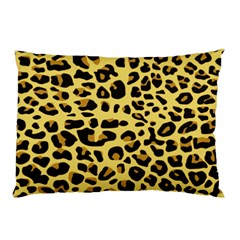 Jaguar Fur Pillow Case (two Sides)