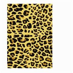 Jaguar Fur Large Garden Flag (two Sides)
