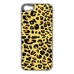 Jaguar Fur Apple Iphone 5 Case (silver)