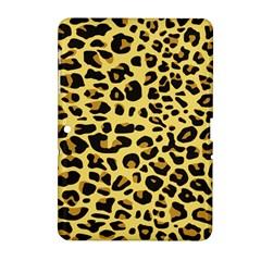 Jaguar Fur Samsung Galaxy Tab 2 (10 1 ) P5100 Hardshell Case