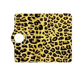 Jaguar Fur Kindle Fire Hdx 8 9  Flip 360 Case