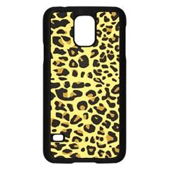 Jaguar Fur Samsung Galaxy S5 Case (black)