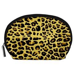 Jaguar Fur Accessory Pouches (Large)