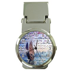 Hong Kong Travel Money Clip Watches