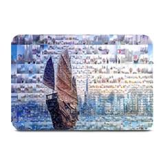 Hong Kong Travel Plate Mats