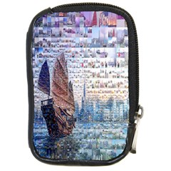 Hong Kong Travel Compact Camera Cases