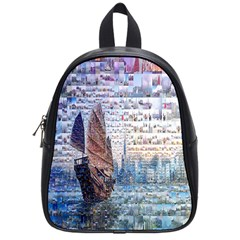 Hong Kong Travel School Bags (Small)