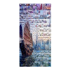 Hong Kong Travel Shower Curtain 36  x 72  (Stall)