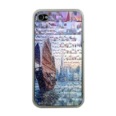 Hong Kong Travel Apple Iphone 4 Case (clear)
