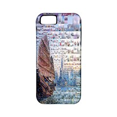 Hong Kong Travel Apple Iphone 5 Classic Hardshell Case (pc+silicone)