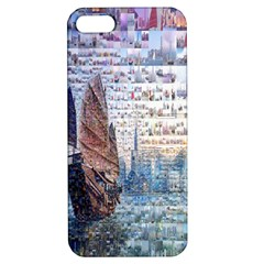 Hong Kong Travel Apple Iphone 5 Hardshell Case With Stand