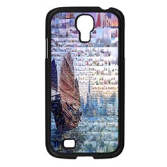 Hong Kong Travel Samsung Galaxy S4 I9500/ I9505 Case (black)