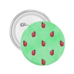 Ladybug Pattern 2 25  Buttons