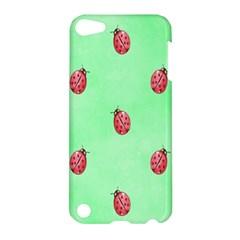 Ladybug Pattern Apple Ipod Touch 5 Hardshell Case