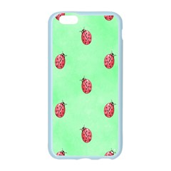 Ladybug Pattern Apple Seamless iPhone 6/6S Case (Color)