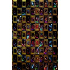 Kaleidoscope Pattern Abstract Art 5 5  X 8 5  Notebooks