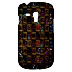 Kaleidoscope Pattern Abstract Art Galaxy S3 Mini