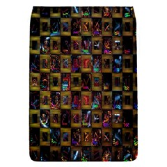 Kaleidoscope Pattern Abstract Art Flap Covers (s)