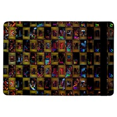 Kaleidoscope Pattern Abstract Art Ipad Air Flip