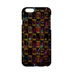 Kaleidoscope Pattern Abstract Art Apple Iphone 6/6s Hardshell Case