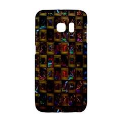 Kaleidoscope Pattern Abstract Art Galaxy S6 Edge