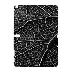 Leaf Pattern  B&w Galaxy Note 1