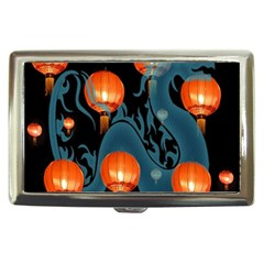 Lampion Cigarette Money Cases