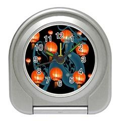 Lampion Travel Alarm Clocks