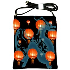 Lampion Shoulder Sling Bags