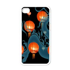 Lampion Apple iPhone 4 Case (White)