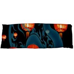 Lampion Body Pillow Case (dakimakura)