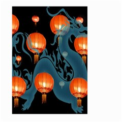 Lampion Large Garden Flag (Two Sides)