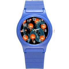 Lampion Round Plastic Sport Watch (S)