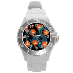 Lampion Round Plastic Sport Watch (L)