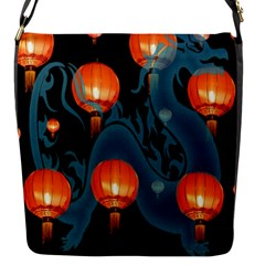 Lampion Flap Messenger Bag (s)