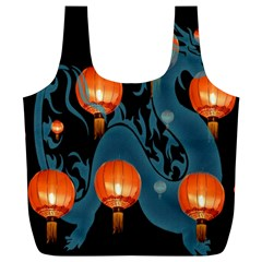 Lampion Full Print Recycle Bags (l)