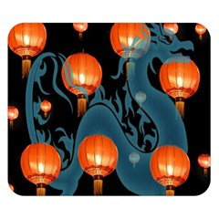 Lampion Double Sided Flano Blanket (small)