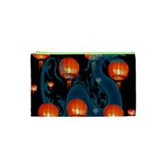 Lampion Cosmetic Bag (xs)