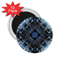 Jeans Background 2.25  Magnets (10 pack)