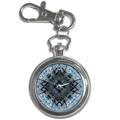 Jeans Background Key Chain Watches