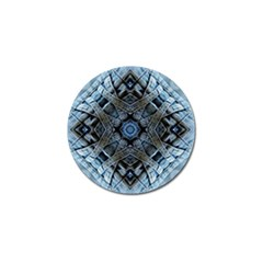 Jeans Background Golf Ball Marker (10 Pack)