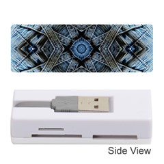 Jeans Background Memory Card Reader (stick)