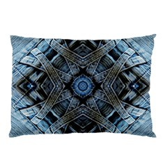 Jeans Background Pillow Case (Two Sides)