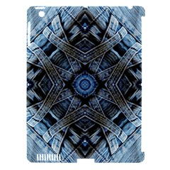 Jeans Background Apple iPad 3/4 Hardshell Case (Compatible with Smart Cover)
