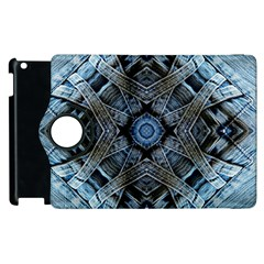 Jeans Background Apple Ipad 2 Flip 360 Case