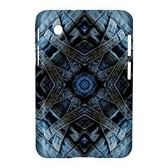Jeans Background Samsung Galaxy Tab 2 (7 ) P3100 Hardshell Case