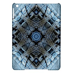 Jeans Background iPad Air Hardshell Cases